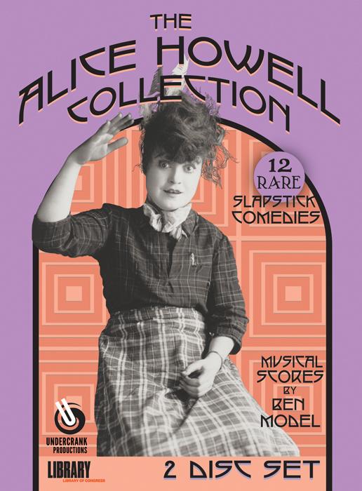 Alice Howell DVD