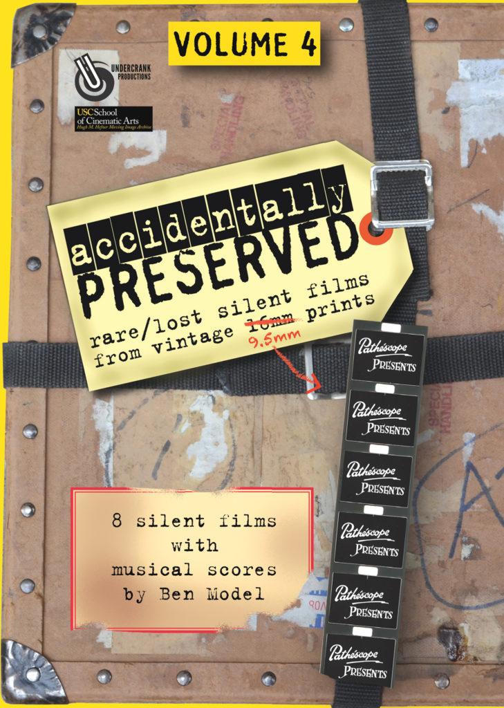 Accidentally Preserved Volume 4 DVD